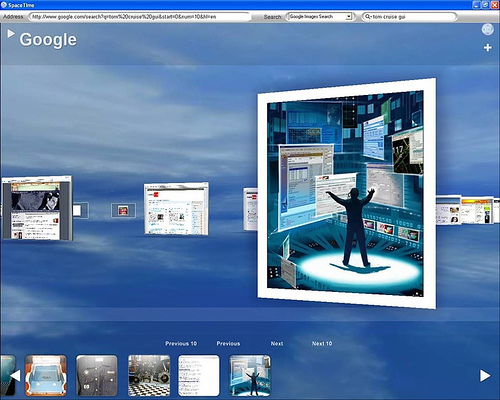 Research development bitmanagement interactive web3d 3d web browser